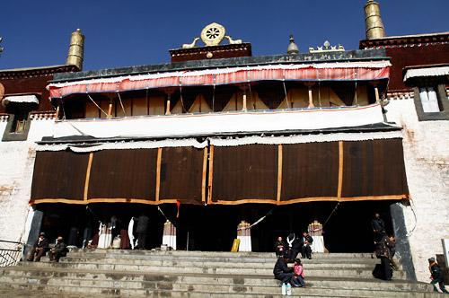 セラゴンパ(色拉寺)